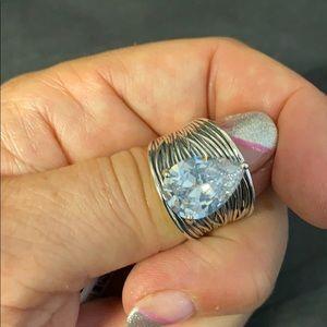 Bella Luce White Diamond Simulant